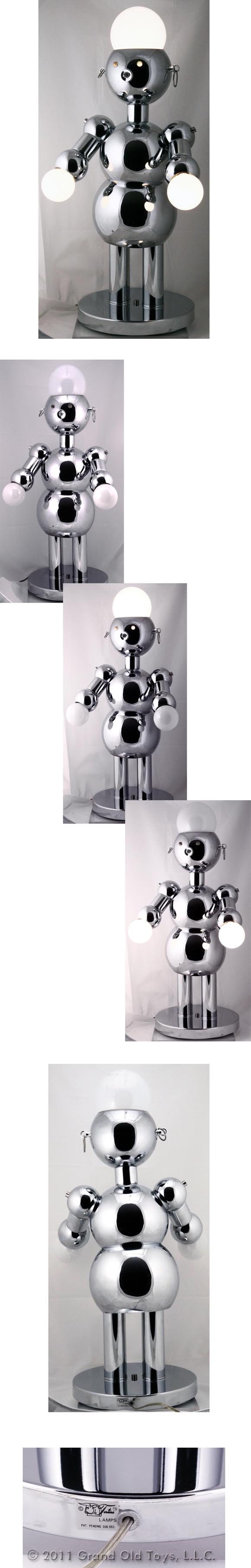 holmes robot desk pictures lamp black table nice best large touch portfolio
