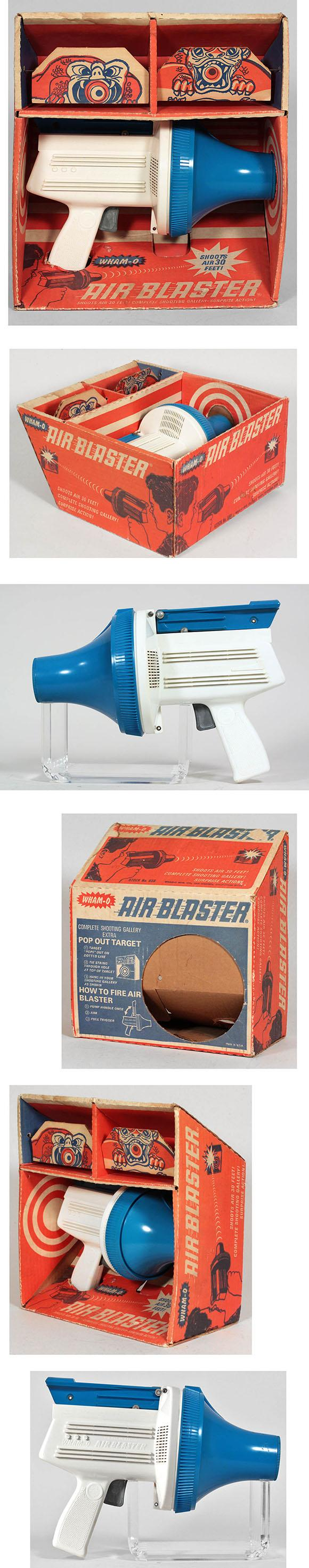 1966 Wham-O, Air Blaster in Original Box