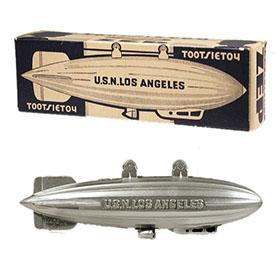 1937 Tootsie, U.S.N. Los Angeles Zeppelin in Original Box