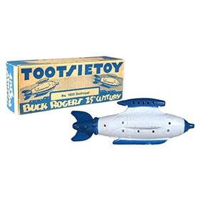 1937 Tootsietoy #1032, Buck Rogers Destroyer