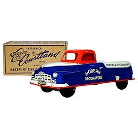 c.1949 Courtland, Modern Decorators Pick-Up Truck in Original Box