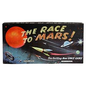 1962 Spear's Games, The Race To Mars! in Original Box