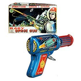 c.1964 Daiya, Baby Space Gun in Original Box