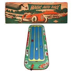 1950 Wolverine, No. 141 Magic Auto Race in Original Box