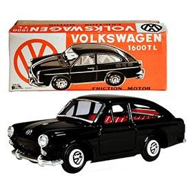 c.1967 Ichimura, Volkswagen 1600TL 2-door Sedan in Original Box