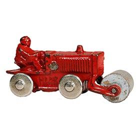 1931 Kilgore, No. T-82 Cast Iron Tractor and Road Roller