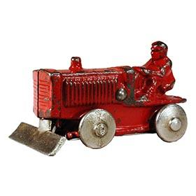 1931 Kilgore, No. T-81 Cast Iron Tractor and Road Scraper