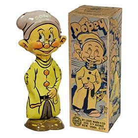 1939 Marx, Dopey Walker in Original Box