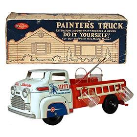 1954 Wyandotte, Jiffy Painter's Truck in Original Box
