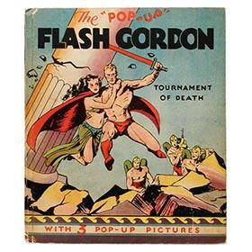 1935, Flash Gordon Tournament of Death