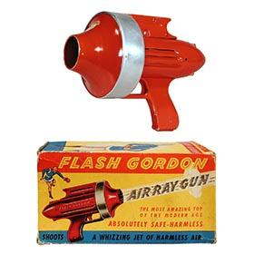 1948 Budson Co., Flash Gordon Air Ray Gun in Original Box