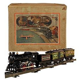 1926 American Flyer, No.13 Passenger Train Set in Original Box