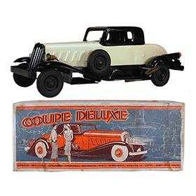 1933 Girard, Electric Lighted Coupe Deluxe in Original Box