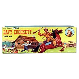 1955 Liberty Steel, Walt Disney's Official Davy Crockett Tool Kit