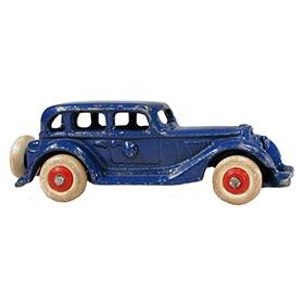 c.1932 Champion, No. 542 Cast Iron Auto Sedan