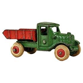 c.1934 Kilgore, No. 2101 Cast Iron Dump Truck