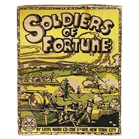c.1940 Marx, Soldiers of Fortune in Original Box