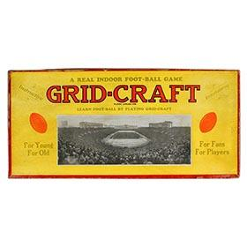 1926 Army vs. Navy, Grid-Craft Foot-Ball Game in Original Box