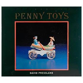 1991 The Book of Penny Toys by David Pressland