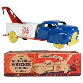 1949 Wyandotte, No.429 Service & Wrecker Truck in Original Box