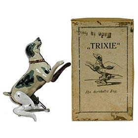 1924 Kellerman, Trixie, The Acrobatic Dog in Original Box