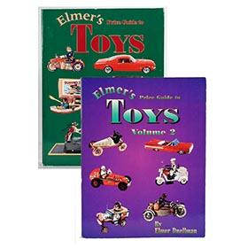 1995/96 Elmer's Price Guide to Toys, Volumes 1 and 2