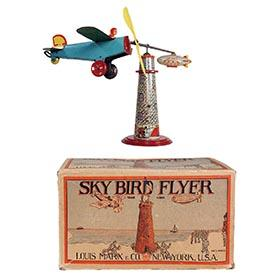 1927 Marx, Sky Bird Flyer in Original Box