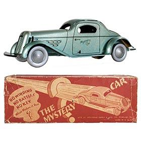 1936 Wolverine, The Mystery Car in Original Box