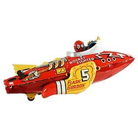 1939 Marx, Flash Gordon Rocket Fighter