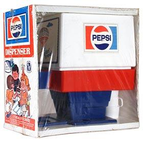 c.1975 Chilton, Pepsi Dispenser in Sealed Original Box