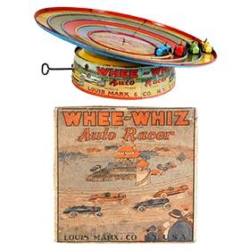 1925 Marx, Whee-Whiz Auto Racer in Original Box
