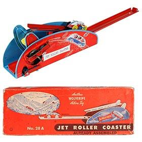 1953 Wolverine, Jet Roller Coaster in Original Box