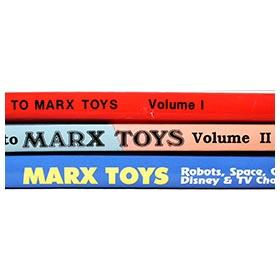 Complete 3 Volume Set of Original Marx Reference Guides
