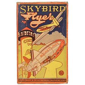 1947 Marx, New Sky Bird Flyer in Original Box