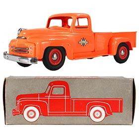 c.1947 Product Miniature Co., International Harvester Truck in Original Box