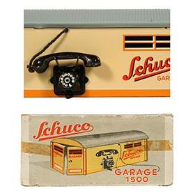 c.1949 Schuco, Garage 1500 in Original Box