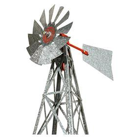 The Aeromotor Co., Chicago, Miniature Working Windmill