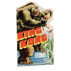 1933 King Kong, RKO Movie Premier Flyer