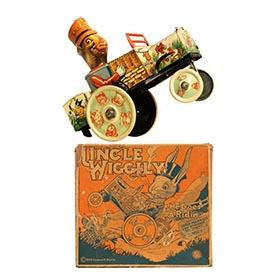 1935 Marx, Uncle Wiggily, He Goes A Ridin' in Original Box