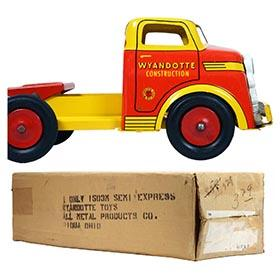 1952 Wyandotte, No.1503M Semi-Express Truck in Original Box