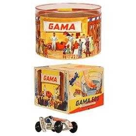 1953 GAMA, No. 505 Dare Devil in Original Box