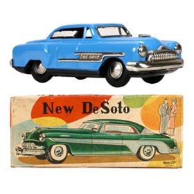 1954 Asahi, New DeSoto (FireDome V8) in Original Box
