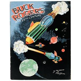 1933 Kellogg's, Buck Rogers in the 25th Century Booklet