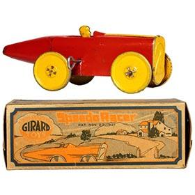 1924 Girard, No.2 Speedo Racer in Original Box