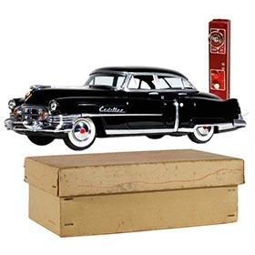 1951 Marusan/Kosuge Battery Operated Cadillac in Original Box