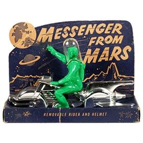 c.1952 Ideal, No. 4864 Messenger From Mars in Original Box