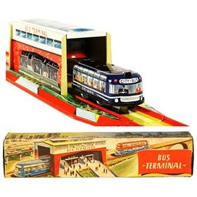 1956 Technofix, No.285 Bus Terminal in Original Box