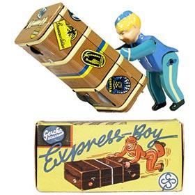 c.1947 Gescha, Express-Boy in Original Box