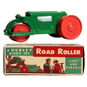 c.1951 Hubley No.315 Kiddie Toy Road Roller in Original Box
