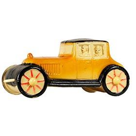 1923 Viscoloid Co., Celluloid Coupe Automobile Pull Toy
